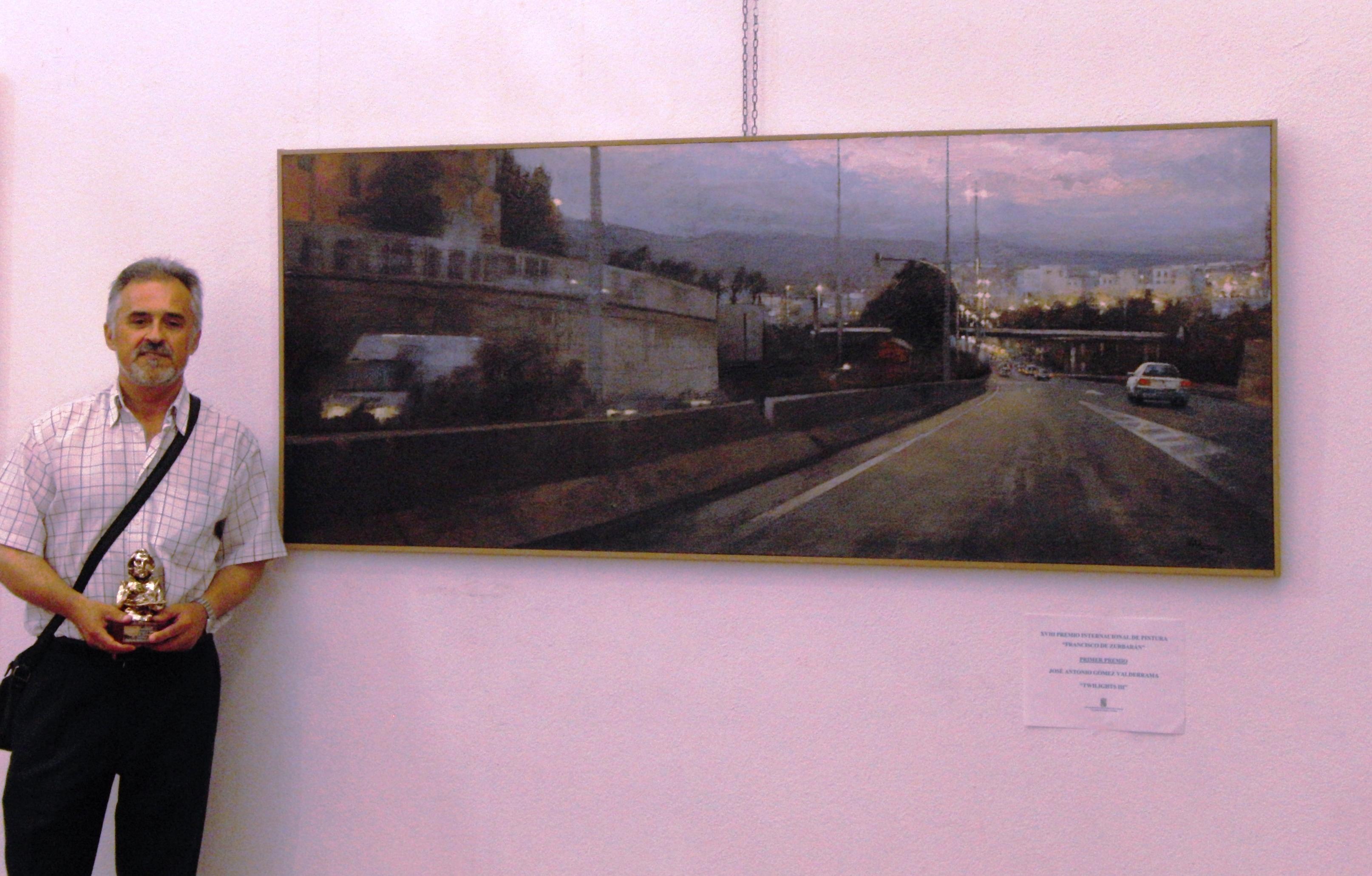 Entrega de los XVIII Premios Internacionales de Pintura Francisco de Zurbarán