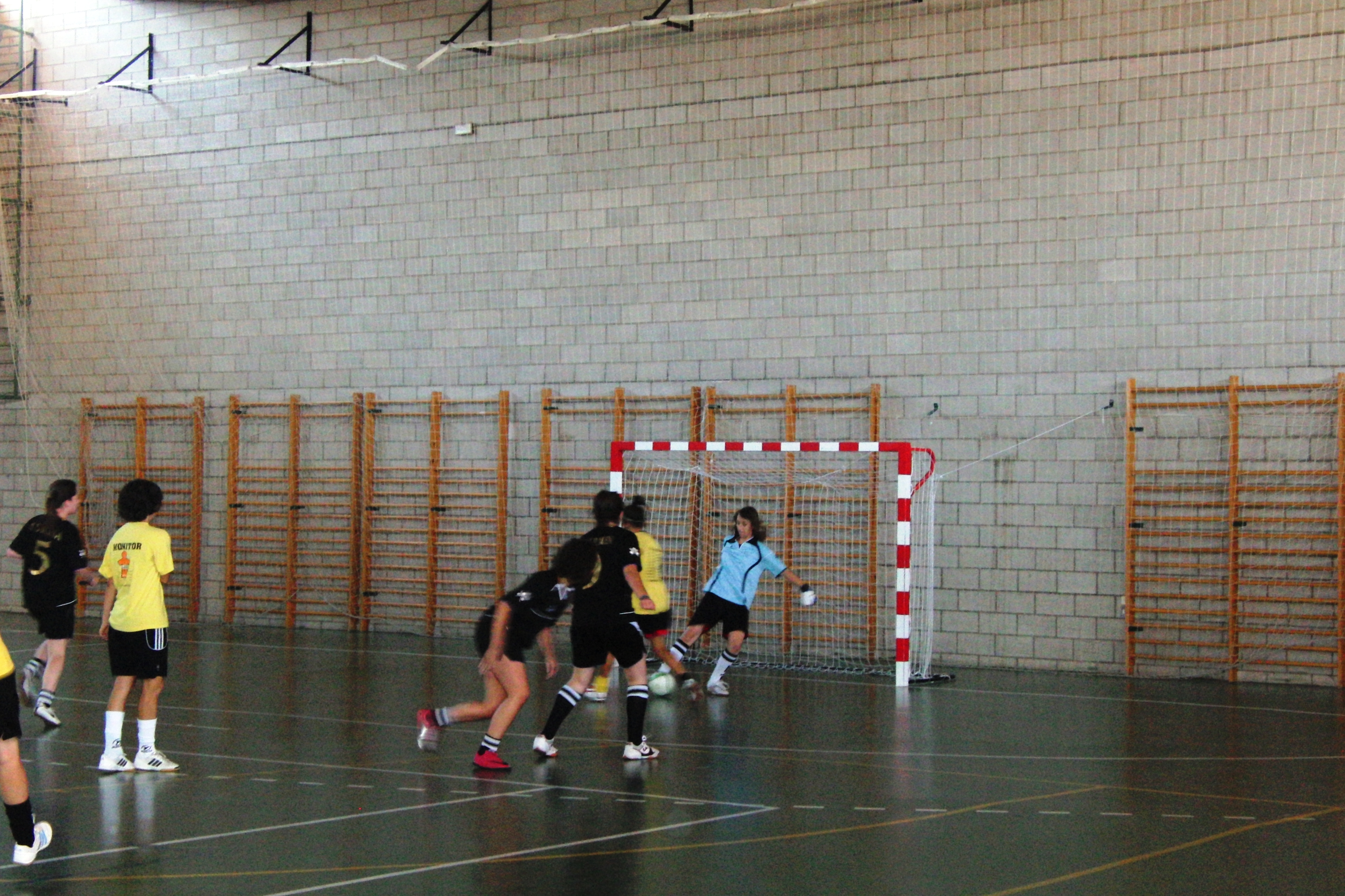 El Santa Teresa, de Badajoz, gana el maratón de fútbol sala femenino