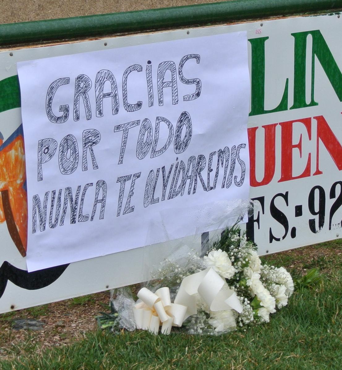 Homenaje a Jesús Sevilla