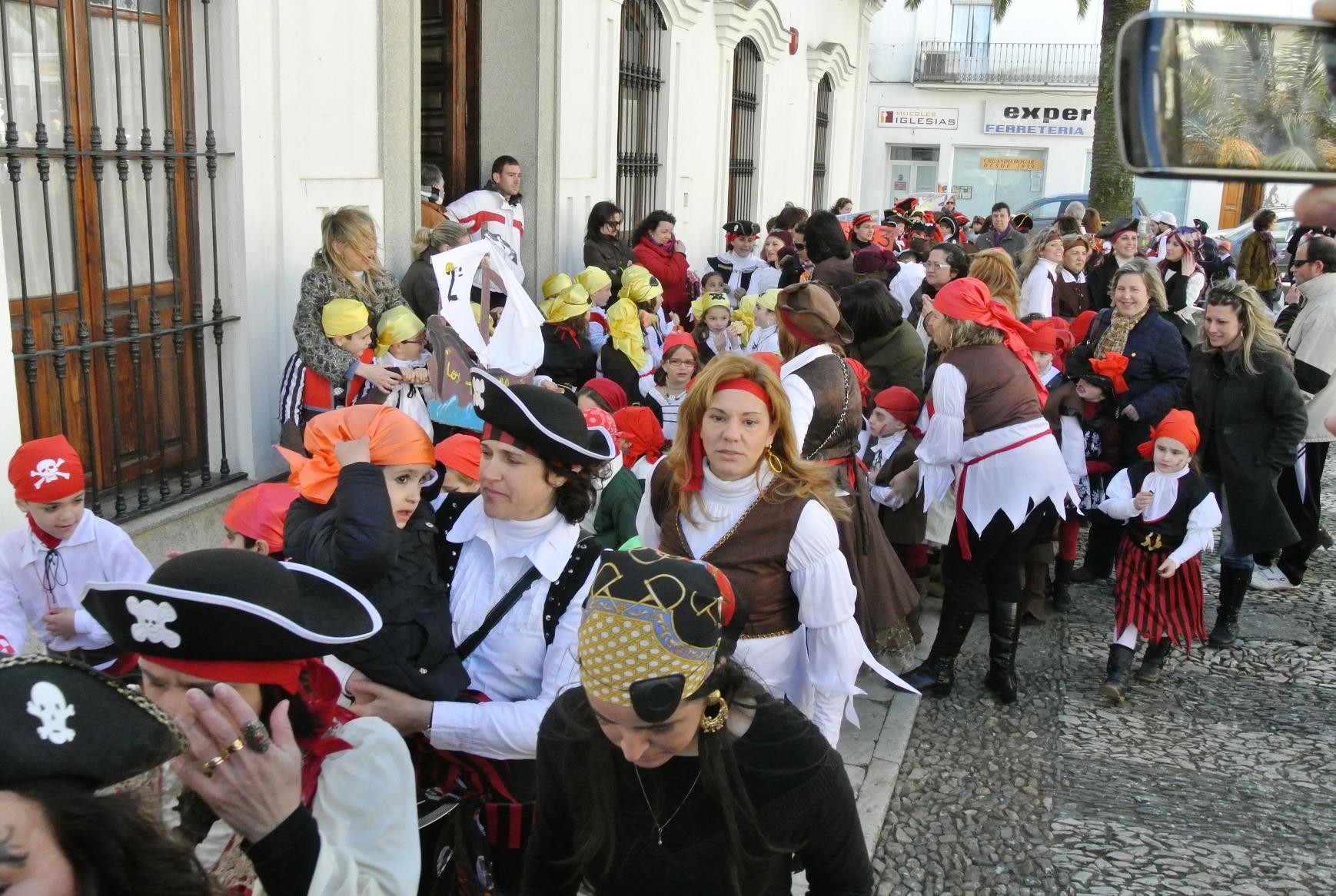 Carnaval pirata