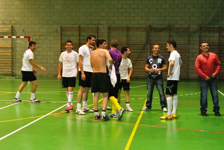 Final fútbol sala