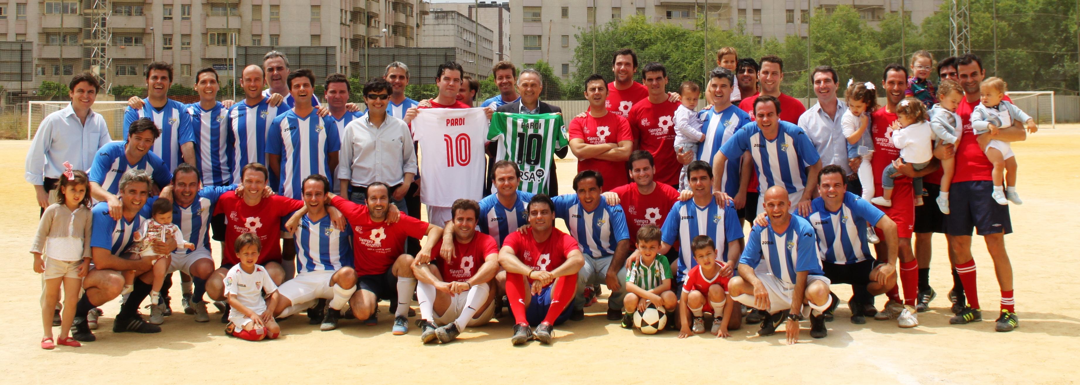 Homenaje de la AAFP a Jesús Sevilla
