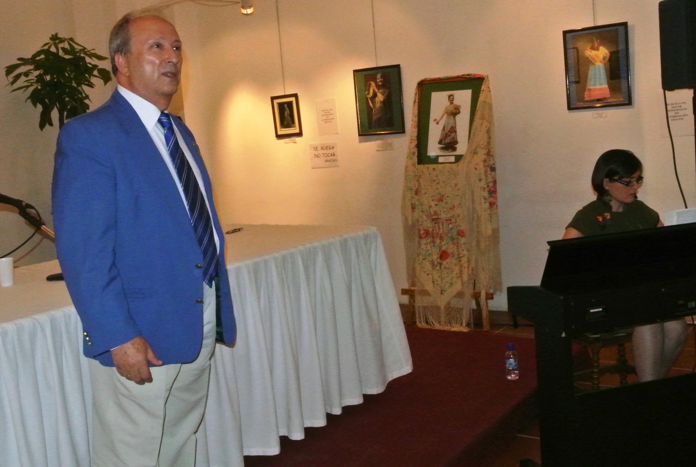Presentación del libro y la exposición sobre Carmen Flores