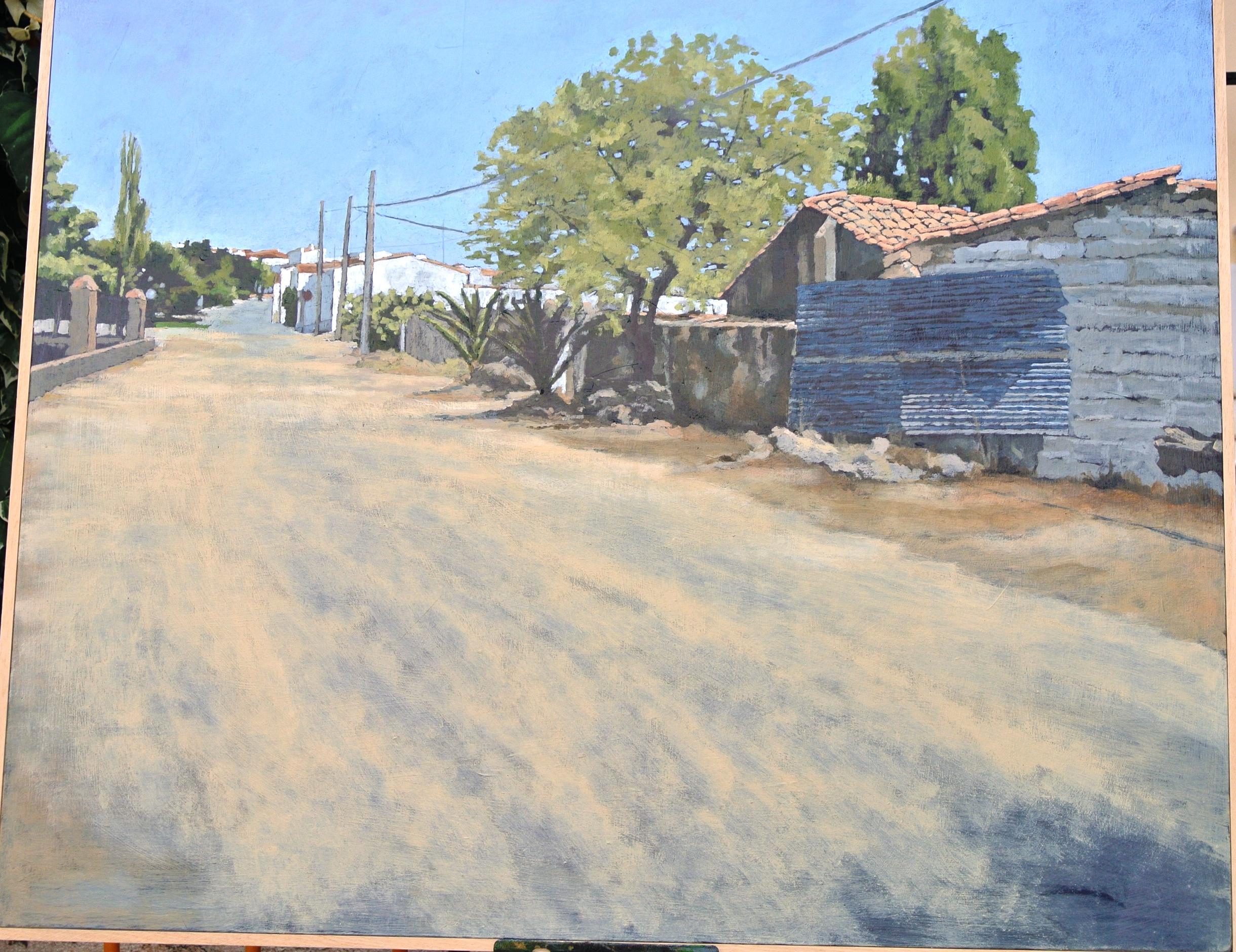 Concurso de pintura Nicolás Megía