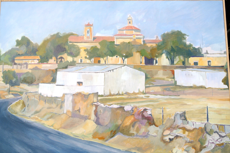 Concurso de pintura Nicolás Megía 2013